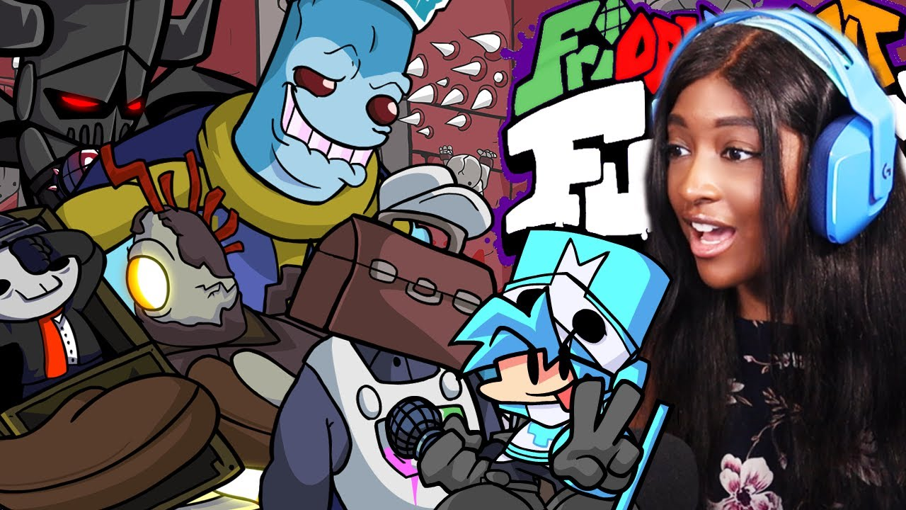 CAN WE DEFEAT THESE CASTLE CRASHER BOSSES?   Friday Night Funkin [Castle Crashers Boss Rush REVIVED]