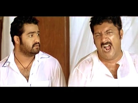 Ntr Ashok Movie Climax Scene...