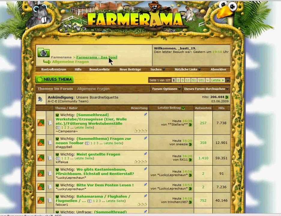 фармерама форум