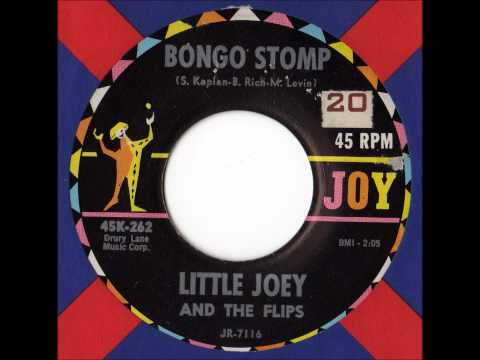Little Joey & The Flips - Bongo Stomp