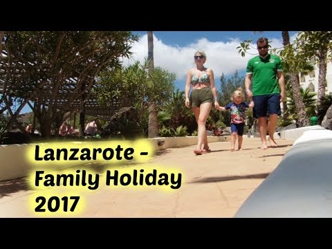 Family Holiday At Hotel Beatriz Costa & Spa, Costa Teguise, Lanzarote