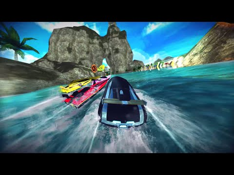 Driver Speedboat Paradise -- Launch Trailer [Europe]