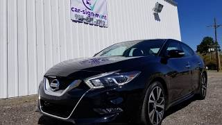 Used Nissan Maxima Review.