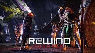 Destiny: The New House of Wolves Characters in the Reef - IGN Rewind Theater