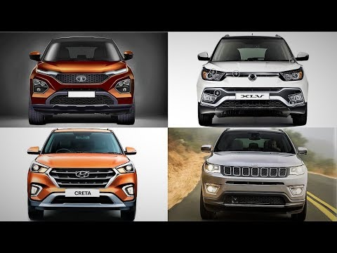 BEST SUVs IN INDIA UNDER Rs 15 LAKHS (2018-2019)