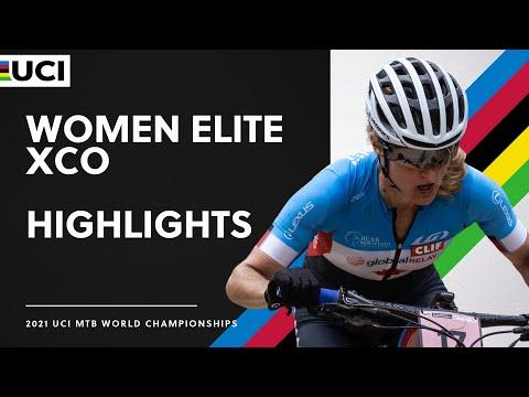 Women Elite XCO Highlights   2021 UCI MTB World Championships