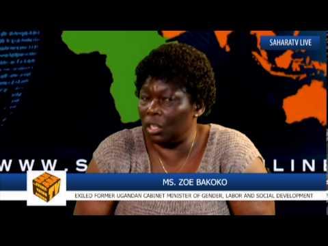 """I Discovered 5 Million Dollars Were Being Stolen Every Month In Uganda""- Zoe Bakoko"