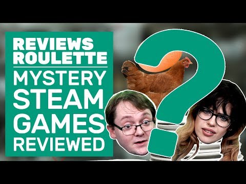 Mystery Steam Game Reviews | Reviews Roulette: Tiny Ghosts And Egg Murder