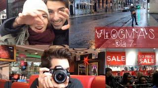 Boxing day + bailando bajo la lluvia | Vlogmas 7 Thumbnail