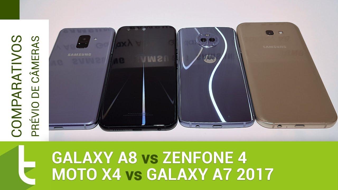 b9cb64e575da1 Samsung Galaxy A8 2018 - Vídeo - Tudocelular.com. »
