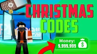 ALLE CHRISTMAS CODES IN ROBLOX TEXTING SIMULATOR
