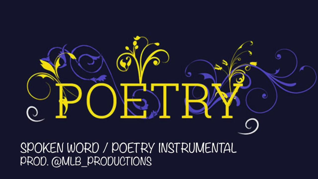 Poetry / Spoken Word Instrumental - Beat - Background Music