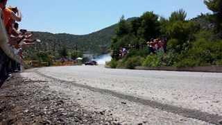 Ανάβαση Ριτσώνας 2013 Opel Ascona B2000 turbo DRIFT Dimitris Dimitriou  (full HD)
