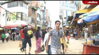 Ecuatorianos disfrutan de sus días feriados en Tumbes