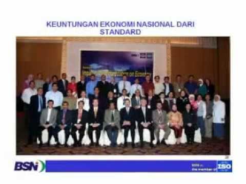 Sesi 8 - Manfaat Ekonomi Standar