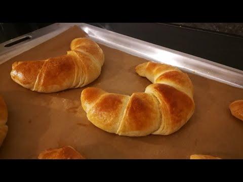 קרואסון ביתי בקלות. מתכון פשוט מאלף עד תיו עם מקס מלכיאל Easy Homemade  Croissant