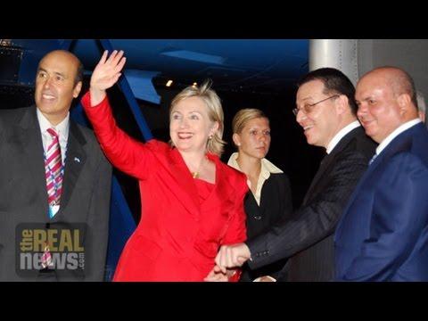 Washington Post Attacks Clinton's Role in Honduran Coup