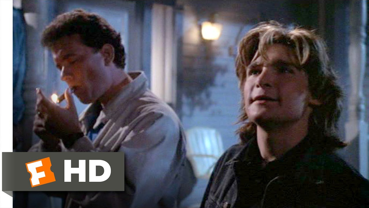 The 'burbs (3/10) Movie CLIP - Neighbor Take Warning (1989