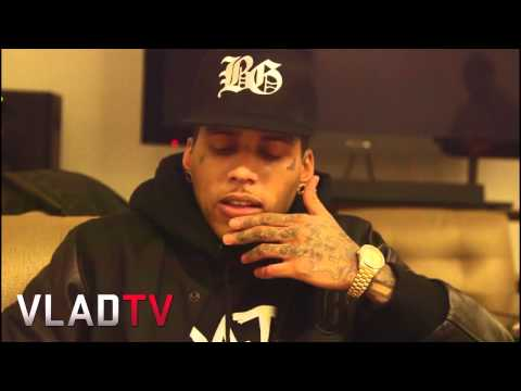 Kid Ink on Moving From Indie to a Major Label