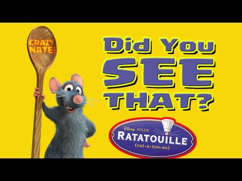 Ratatouille Everything You Missed
