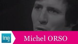 """Michel Orso """"Le bateau blanc"""" (live officiel) - Archive INA"""