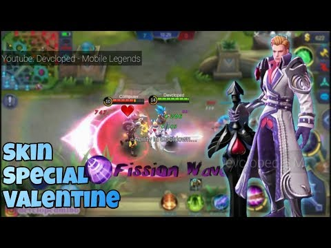 [SPECIAL] Romantic Fantasy - Skin Baru Alucard | Mobile Legends Indonesia