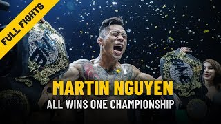 Every Martin Nguyen Win | ONE: Full Fights