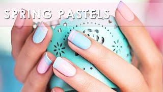 Wojooh Nail Art - Spring Pastels
