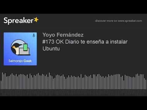 #173 OK Diario te enseña a instalar Ubuntu