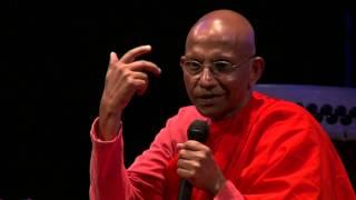 破る | Ven. Alubomulle Sumanasara [アルボムッレ・スマナサーラ] | TEDxSeeds 2012