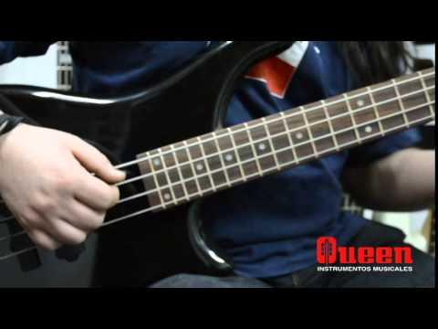 pack bajo el ctrico mercury amplificador stagg queen On queen instrumentos musicales