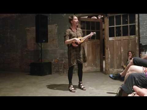Amanda Palmer, Melissa Auf der Maur & Robin McKenna - GIFT film at Basilica Hudson