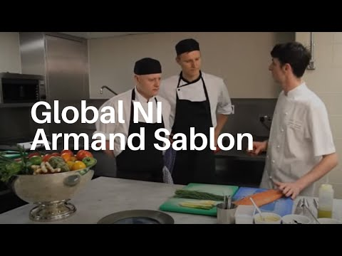 Armand Sablon introduces the new Global NI range