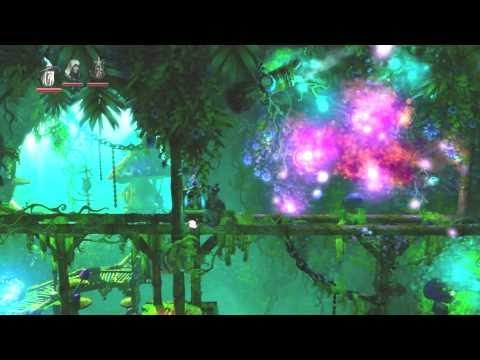 Let's Play - Trine 2: Complete Story - Mushroom Murk, Playthrough  