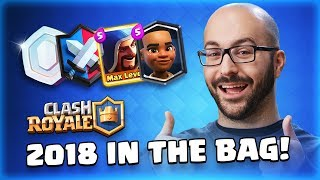 Clash Royale: Thanks for an Incredible 2018!