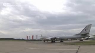"""Открытие Международного военно-технического форума """"Армия 2018"""" в Кубинке"""