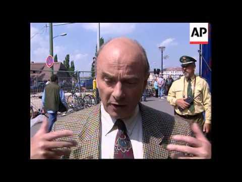 GERMANY: VIOLENCE BETWEEN RIVAL VIETNAMESE GANGS REACHES PEAK