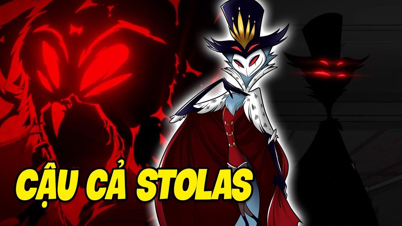 Stolas - Cậu Cả Thế Giới Quỷ  | Helluva Boss