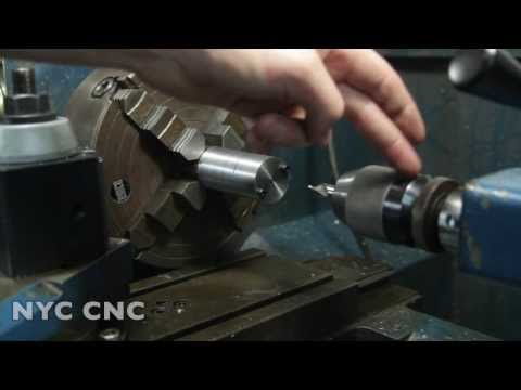 Making Copper Bullet Jackets: Machining Punching & Drawing Dies!  Part 5
