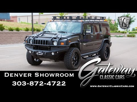 2009-hummer-h2-luxury--denver-showroom-#606-gateway-classic-cars