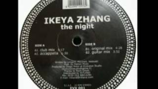 Ikeya Zhang feat DJ Salva - The night (Groove Dance Club 2002).mp4