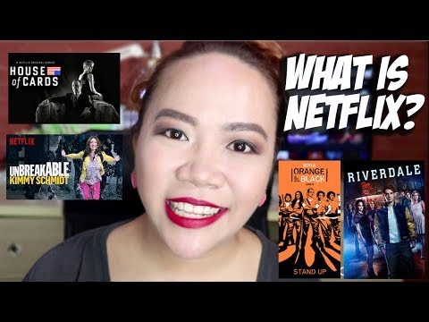 WHAT IS NETFLIX?  Fast Facts, , What I Watch  CandidHeadlines