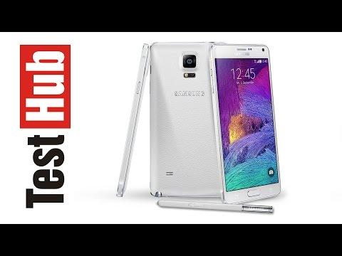 Samsung Galaxy Note 4 - Test - Review - Recenzja - Prezentacja PL