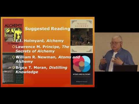 The Secrets of Alchemy: Rethinking the Scientific Revolution (Walter F. Rowe, PhD)