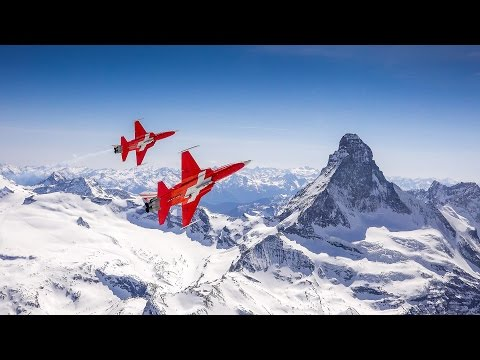 Patrouille Suisse Highlights 2015