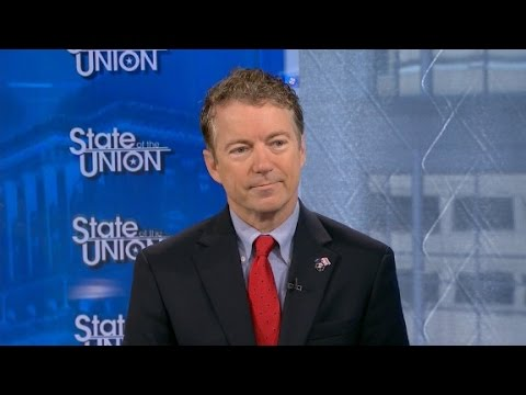 Sen. Rand Paul on State of the Union: Full Interview