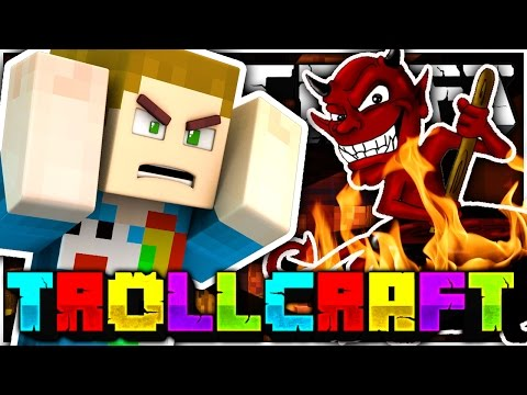 Minecraft   MAKING A DEAL WITH THE DEVIL?! - Troll Craft