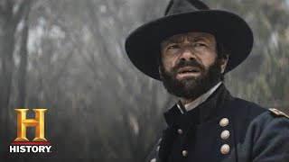 Grant: Grant Leads Union Army to VICTORY at Battle of Shiloh (Season 1) | History