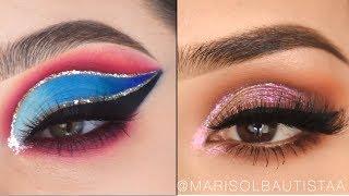 Os Melhores Tutoriais de Maquiagem Para os Olhos 2020 / New Eye Makeup Trends 2020