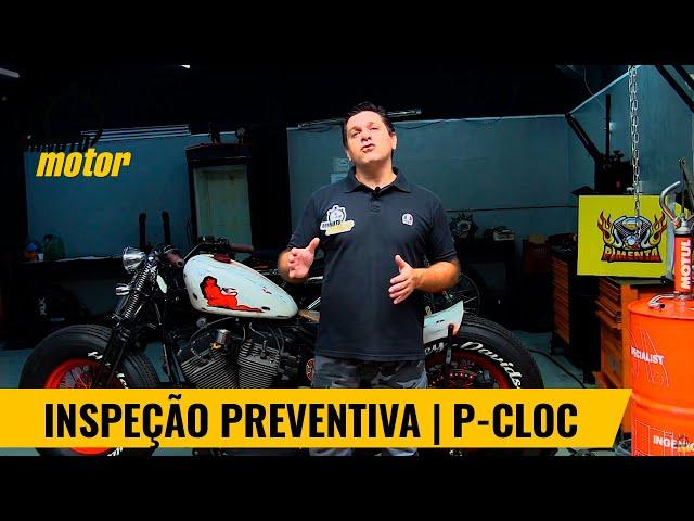 Inspeção preventiva - P-CLOC